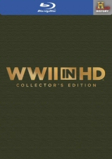 WWII in HD: Collectors Edition Blu-Ray