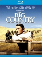 Big Country Blu-Ray