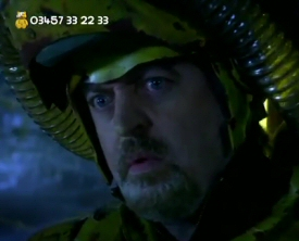 Bill Bailey in Doctor Who