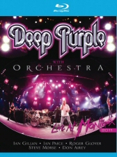 Deep Purple Orchestra Blu-Ray