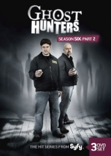 Ghost Hunters Season 6, Part 2 DVD