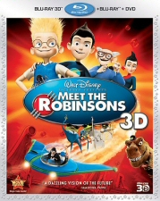 Meet the Robinsons 3D Blu-Ray