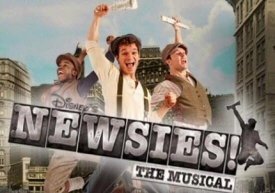 Newsies Musical