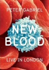Peter Gabriel: New Blood: Live in London DVD