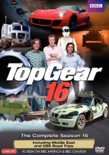 Top Gear Season 16 DVD