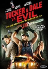 Tucker and Dale vs. Evil DVD