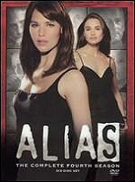 Alias: The Complete Fourth Season DVD