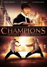 Champions DVD