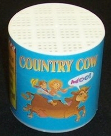 Country Cow Noisemaker