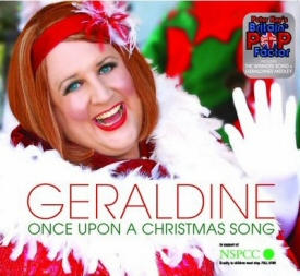 Geraldine McQueen: Once Upon a Christmas Song