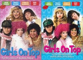 Girls on Top: Seasons 1 and 2 DVD