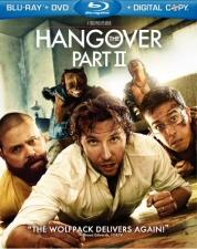 Hangover Part II Blu-Ray