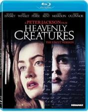 Heavenly Creatures Blu-Ray