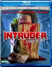 Intruder Blu-Ray