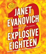 Explosive Eighteen by Janet Evanovich audiobook