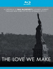 Paul McCartney: Love We Make Blu-Ray