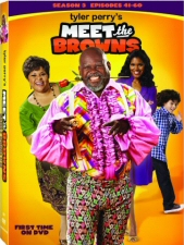 Meet the Browns Season 3 DVD