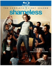 Shameless: The Complete First Season Blu-Ray