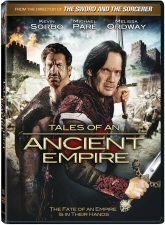 Tales of an Ancient Empire DVD