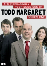 Increasingly Poor Decisions of Todd Margaret Season 1 DVD