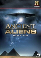 Ancient Aliens Season 3 DVD