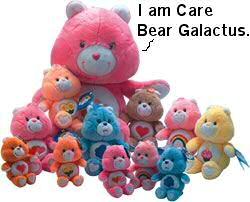 Care Bear Galactus