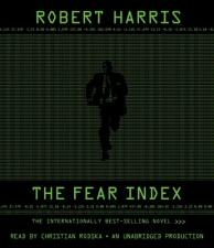 Fear Index Audiobook CD by Robert Harris