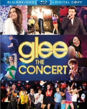 Glee: The Concert Blu-Ray