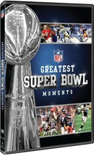 Greatest Super Bowl Moments DVD