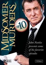 Midsomer Murders: Barnabys Top 10 DVD