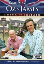Oz and James: Drink to Britain DVD