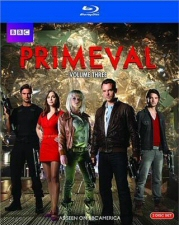 Primeval, Vol. 3 Blu-Ray