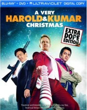 Very Harold and Kumar Christmas Blu-Ray