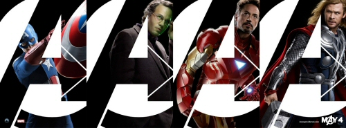 Avengers Four Posters