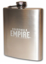 Boardwalk Empire Flask