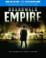 Boardwalk Empire: The Complete First Season Blu-Ray