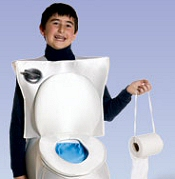 Crapper Kid Costume