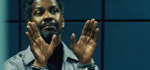 Denzel Washington in Safe House