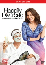 Happily Divorced Season 1 DVD