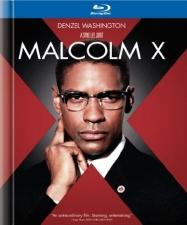 Malcolm X Blu-Ray