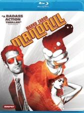 Mandrill Blu-Ray