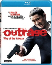 Outrage Blu-Ray