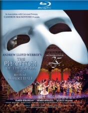 Phantom of the Opera: Royal Albert Hall Blu-Ray