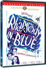 Rhapsody in Blue DVD