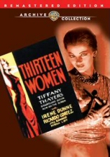 Thirteen Women DVD