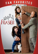 Fan Favorites: Best of Frasier DVD