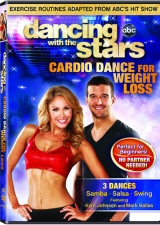 Dancing With the Stars: Cardio Dance for Weight Loss DVD