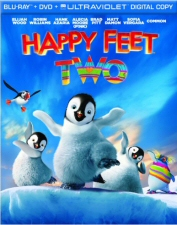 Happy Feet Two Blu-Ray