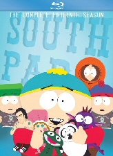 South Park Season 15 Blu-Ray