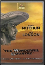 Wonderful Country DVD